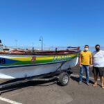 El Ayuntamiento presenta el barco 'HARÍA'